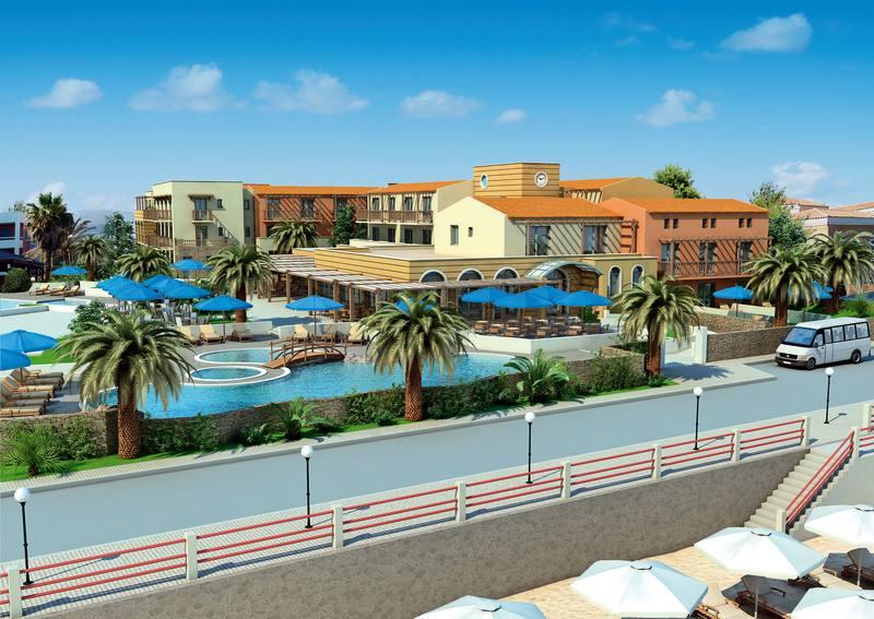 Hotel Aegean Pearl and Spa - Rethymnon - Rethymnon Kreta